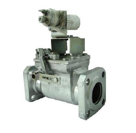 Клапан электромагнитный КПЭГ 200ЛП