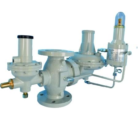 Регулятор низкого давления газа 128 (GasTeh)