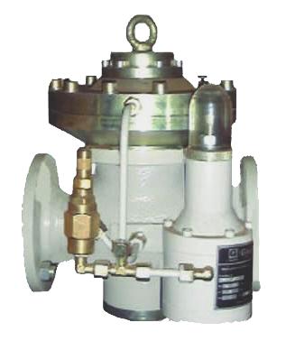 Регулятор давления без и с предохранительно-запорным клапаном 135, 135-BV