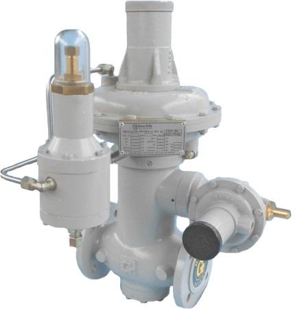 Регулятор давления РГК-200
