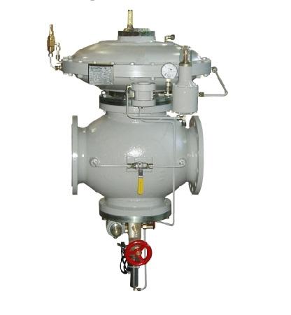 регулятор природного газа